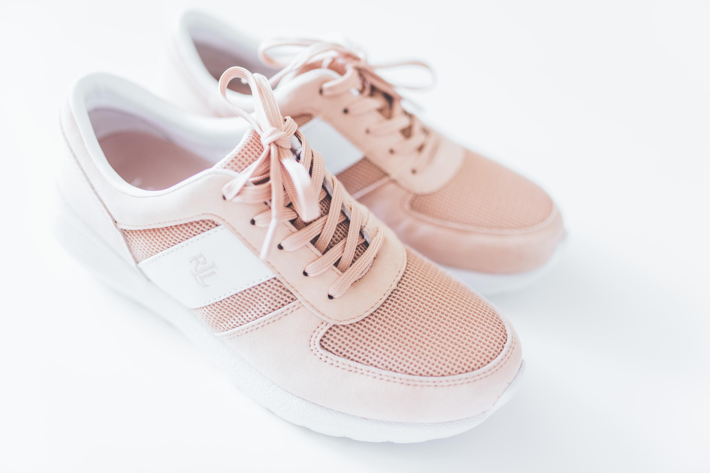 pig pink sneakers. Black Bedroom Furniture Sets. Home Design Ideas