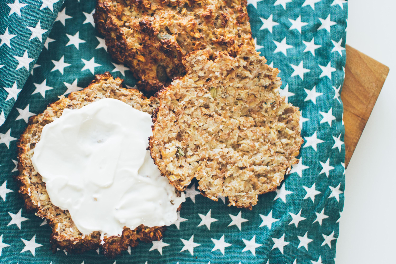 nyttiga scones utan vetemjöl